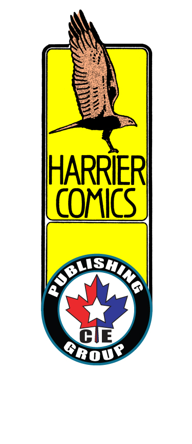 Harrier Comics & CEPG!
